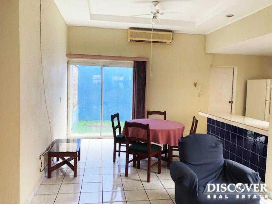 Apartamento en renta en zona céntrica y segura de Managua.