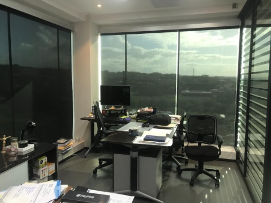 Venta/Alquiler de oficina equipada en Edificio Corporativo ESCALA.