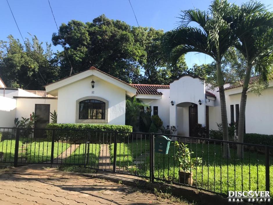 Casa en Alquiler en Carretera Masaya