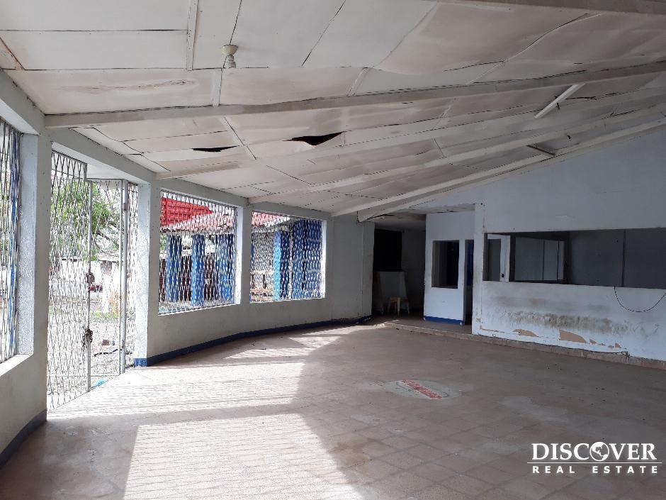 Módulo Comercial en excelente ubicación en Managua