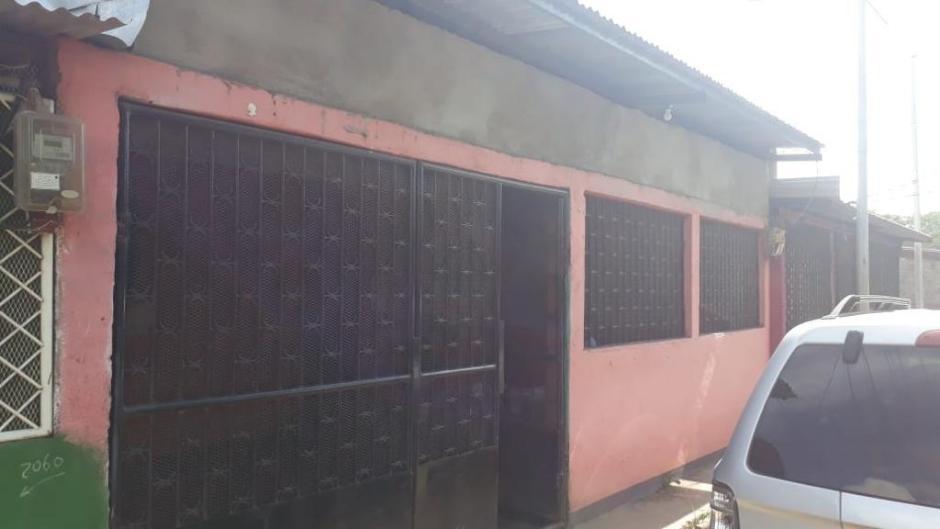 Se vende casa en Barrio La Primavera, Carretera Norte