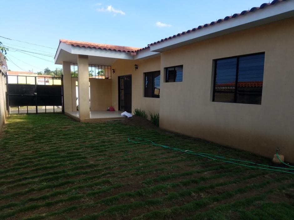 Alquiler de casa en Las Colinas, Condominio Villas Gaudy
