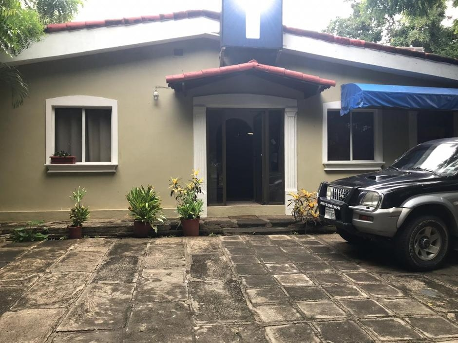 Renta de casa para oficinas en Los Robles