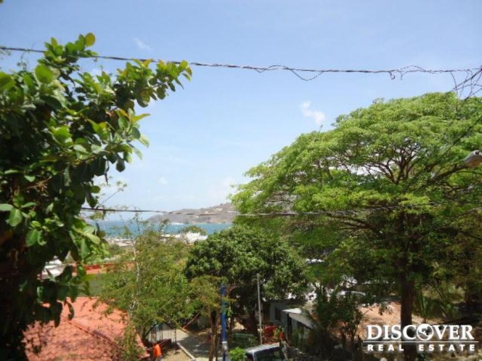 Lote con Vista al Océano en San Juan del Sur