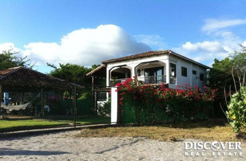 Casa de Playa en Venta en Tupilapa.
