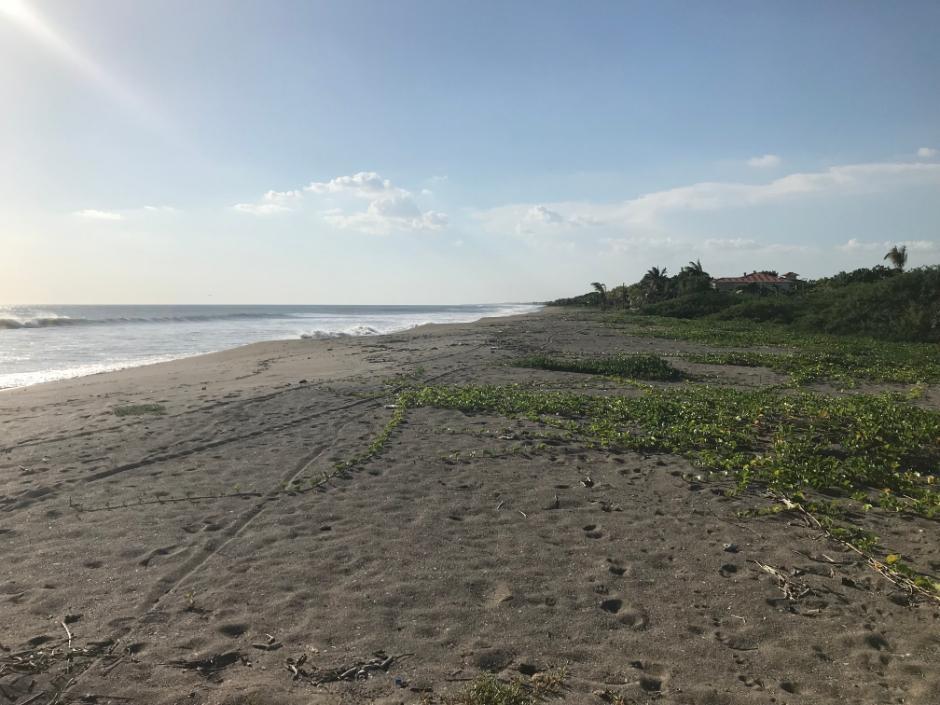 Se Vende Terreno frente al mar en Playa Quizala