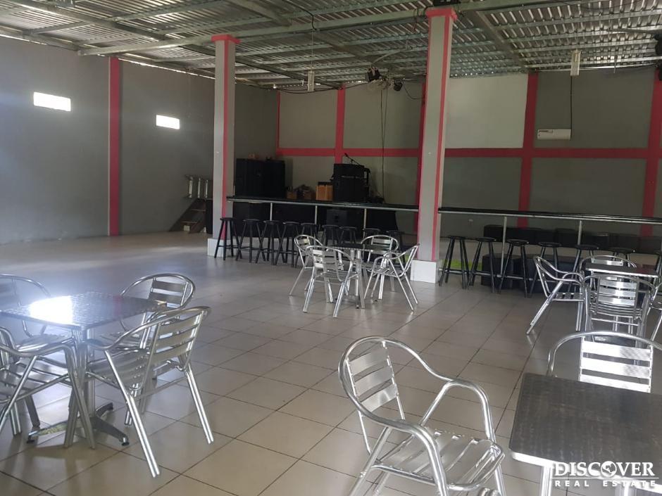 Restaurante Disco Bar en Venta en Jalapa, Nueva Segovia.
