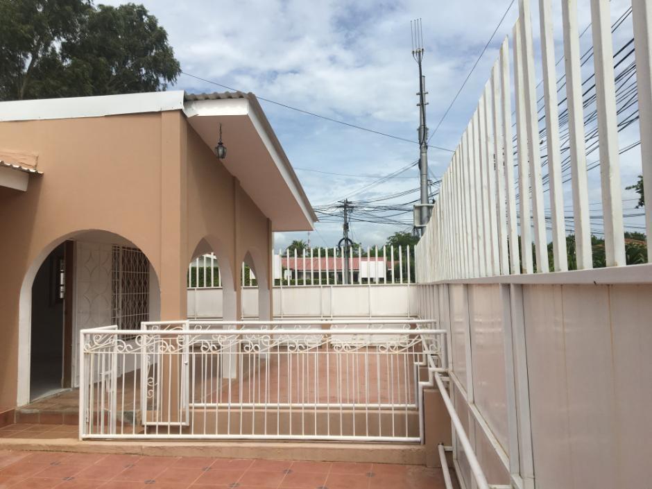 Espaciosa y cómoda casa en alquiler en Reparto San Ángel