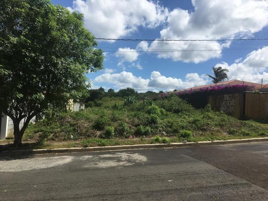 Terreno en Altos de Santo Domingo en excelente ubicación ID 11721