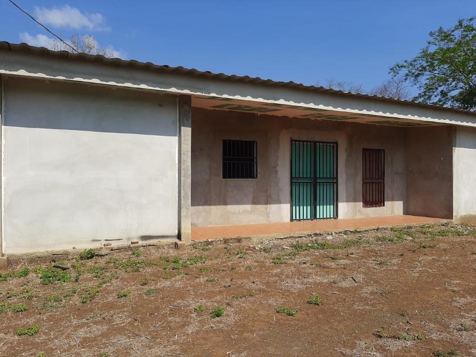 Se vende casa en Obra gris en Esquipulas.
