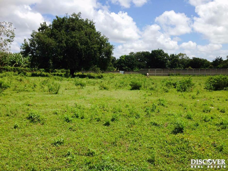 Atractivo terreno en venta ubicado en carretera Masaya