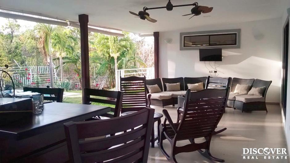 Casa en venta ubicada en Jardines de Santo Domingo.