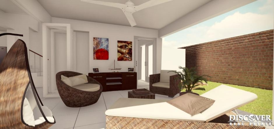 Casas en venta ubicada en Residencial Santa Carlotta.