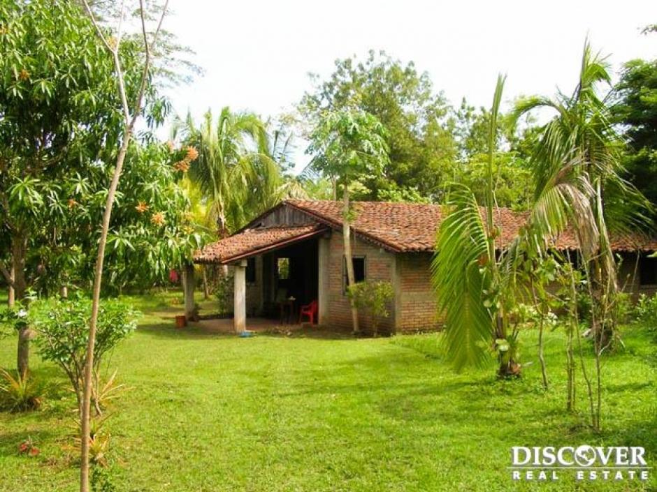 Finca con opcion de alquiler o venta ubicada en carretera León.