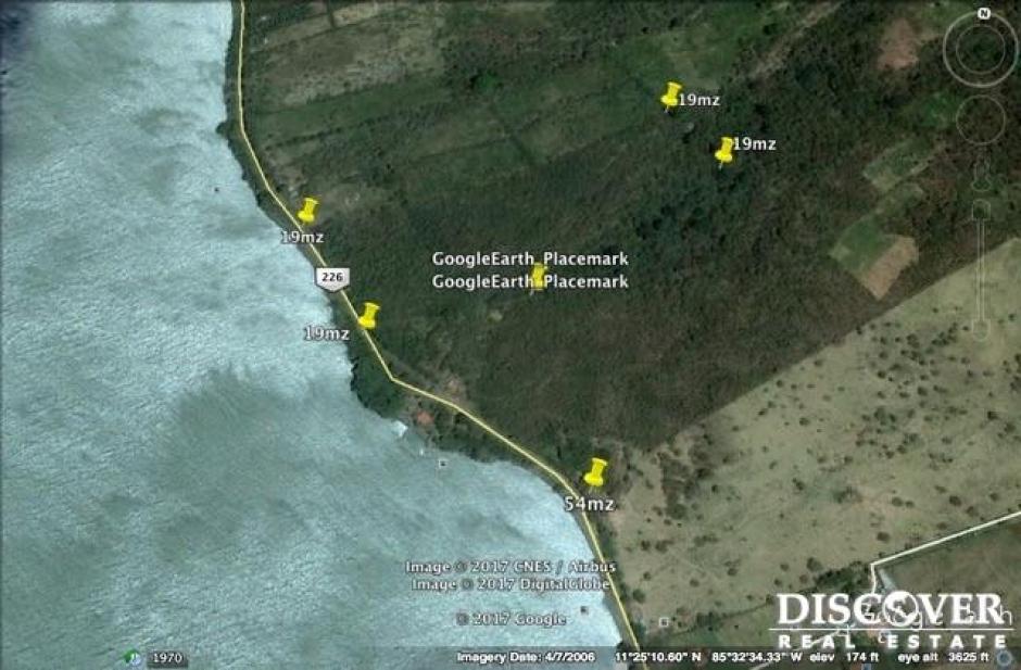 Atractivo terreno en venta ubicado en Isla de Ometepe