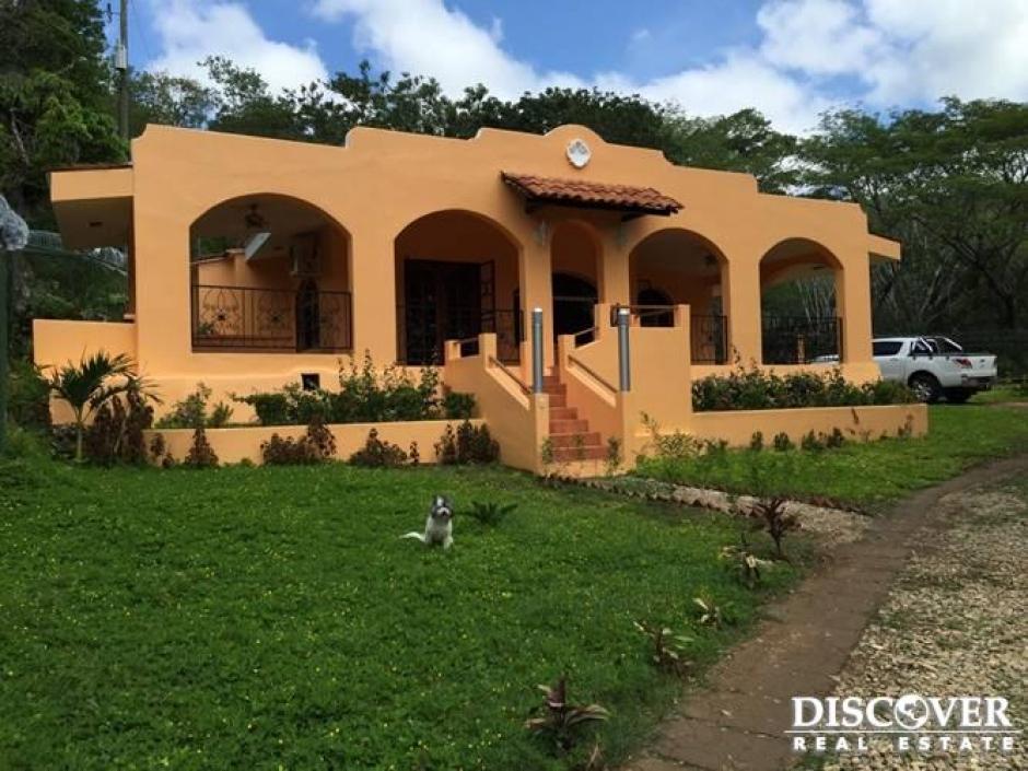 Casa Estilo Español a 5 minutos de San Juan del Sur