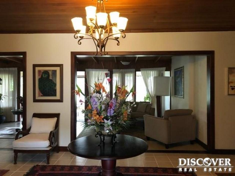 Casa en Alquiler en Carretera Masaya - Residencial La Lomas.
