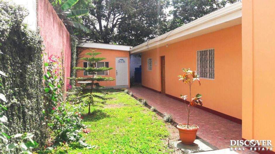 Hostal en venta ubicada en Jinotepe.