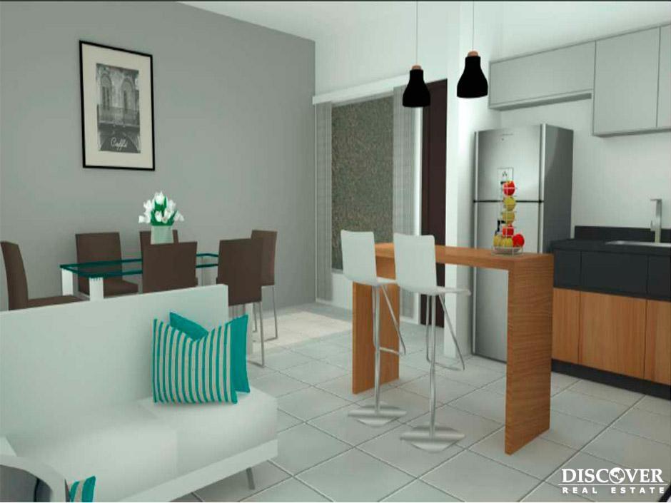 Apartamento en venta en los Robles