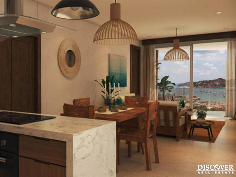 Desarrollo exclusivo de residencias en un sitio privilegiado