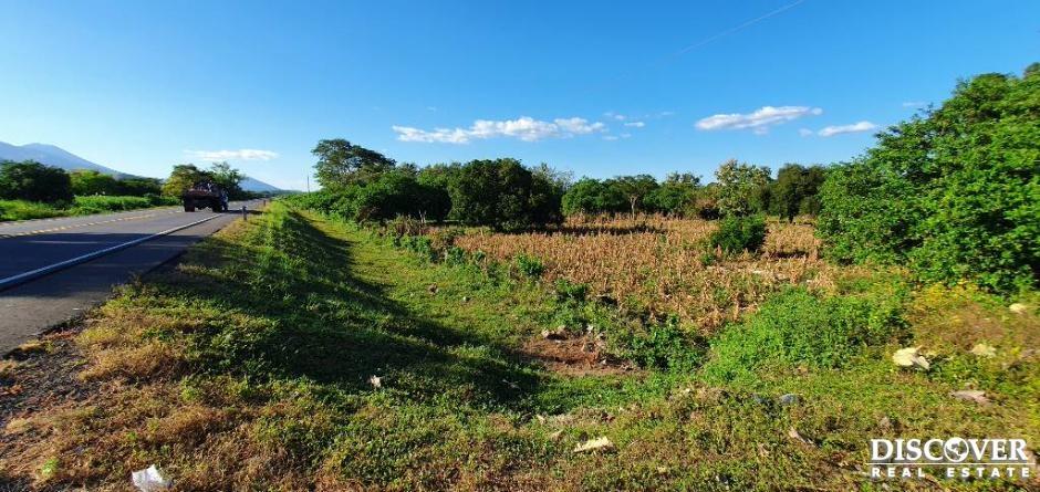 Finca agrícola en venta en Carretera Panamericana