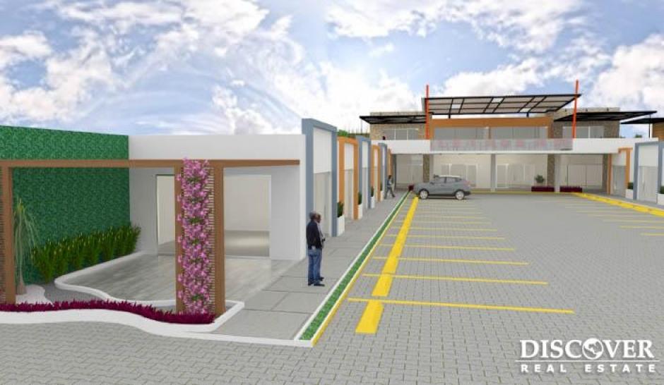 Modulos en renta y venta en plaza comercial Buenaventura