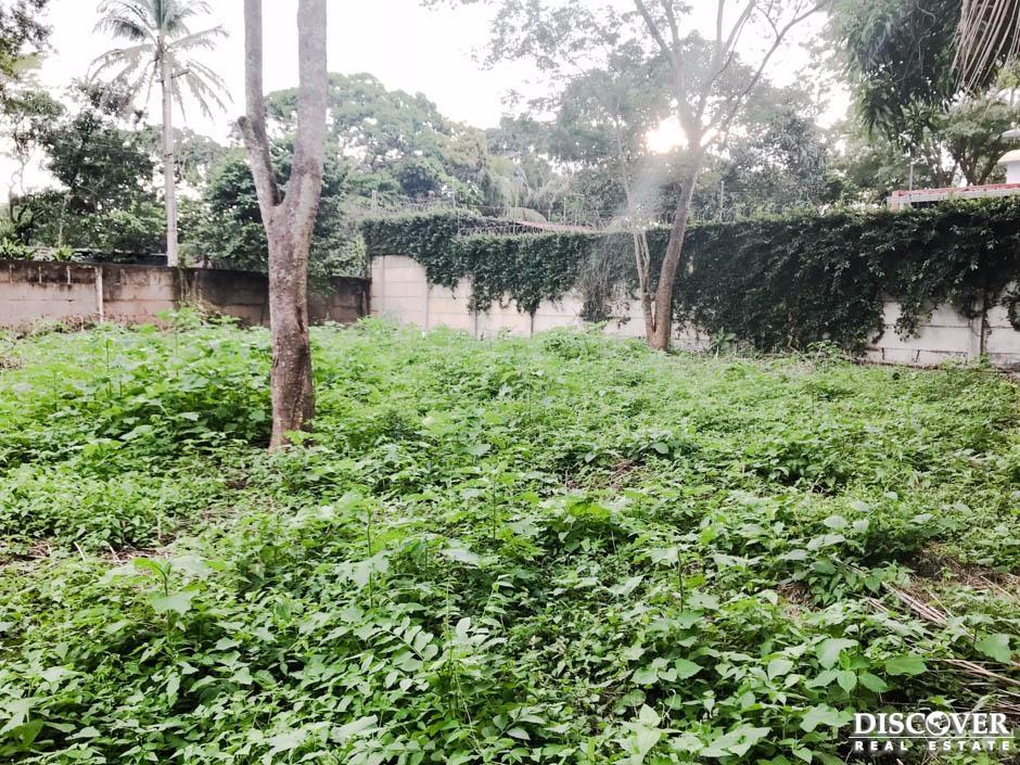 Terreno en venta ubicado en carretera Masaya