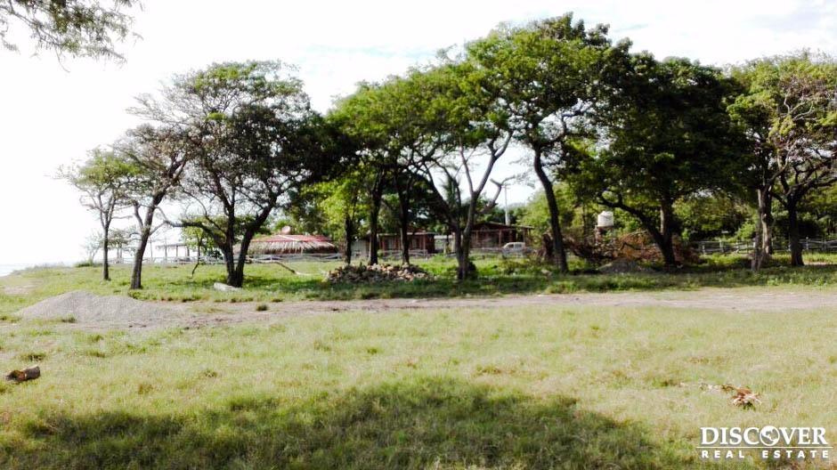 Terreno venta playa Jiquilite Rivas